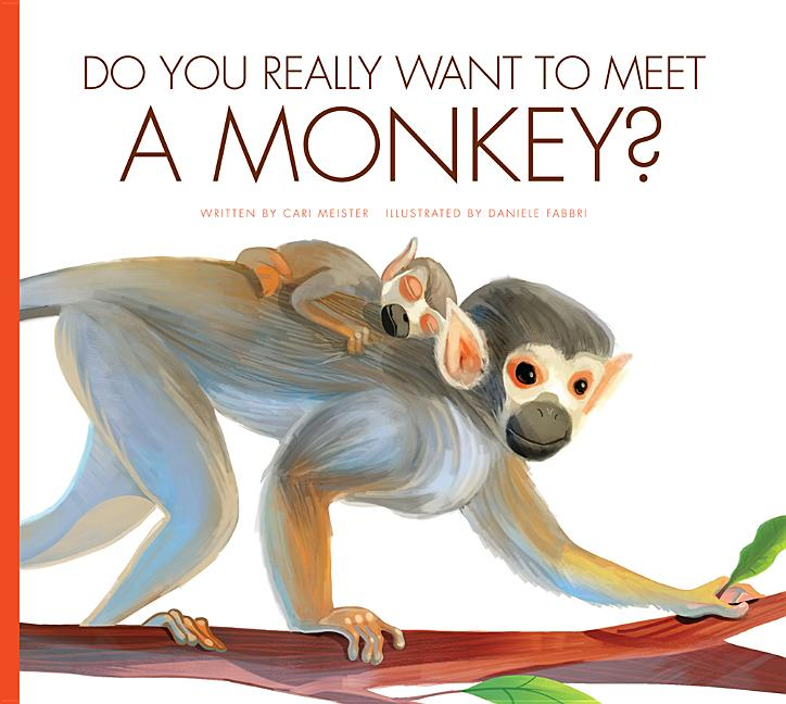 Do You Really Want to Meet a Monkey?