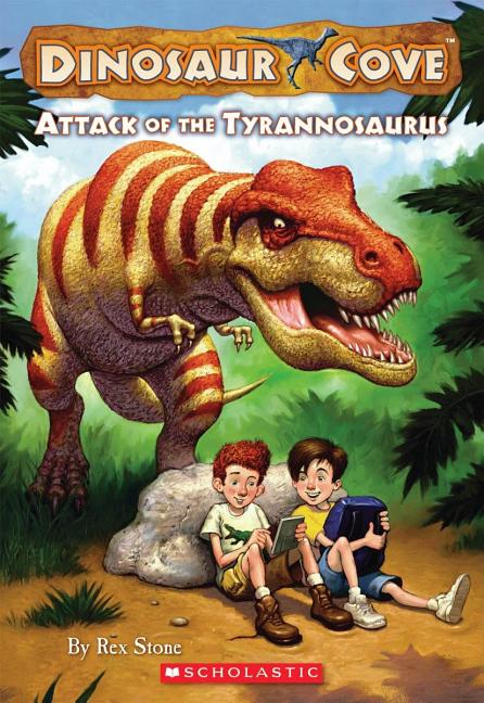 Attack of the Tyrannosaurus