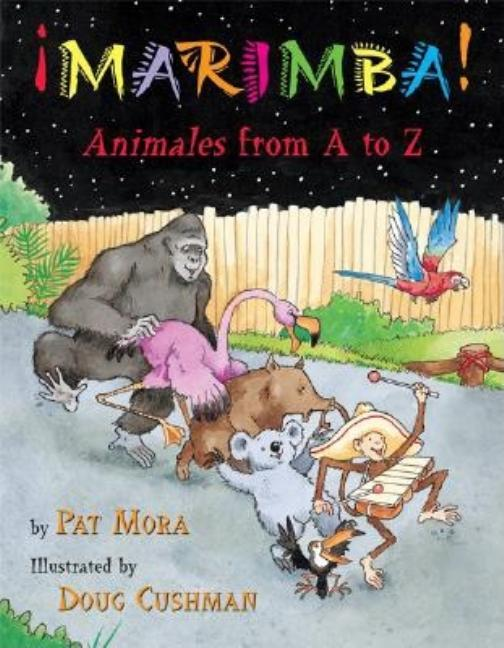 Marimba!: Animales from A to Z