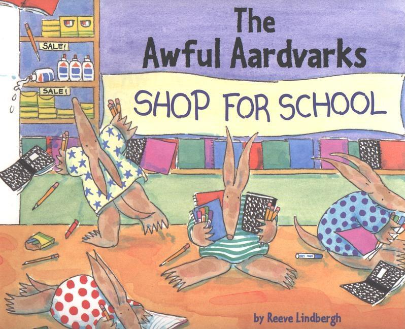 The Awful Aardvarks Shop for School