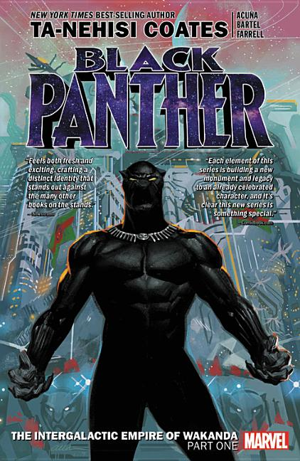 Black Panther Vol. 6: The Intergalactic Empire of Wakanda, Part 1