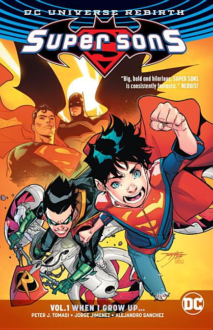 Super Sons, Vol. 1: When I Grow Up