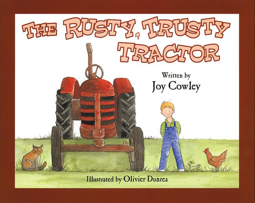 The Rusty Trusty Tractor