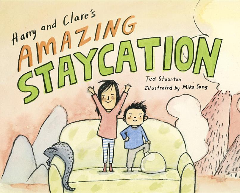 Harry and Clare's Amazing Staycation