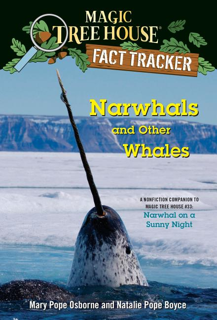 Narwhals and Other Whales: A Nonfiction Companion to Narwhal on a Sunny Night