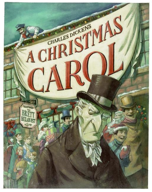 A Christmas Carol: Picture Book