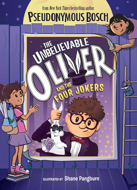 The Unbelievable Oliver and the Four Jokers