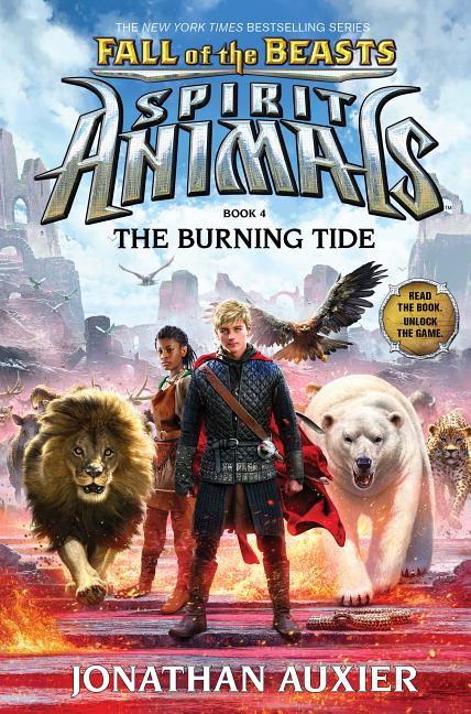 The Burning Tide