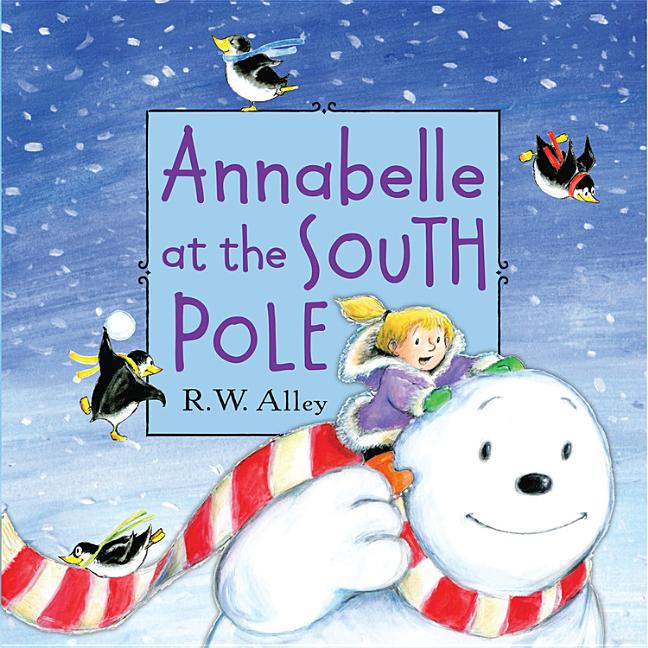 Annabelle at the South Pole