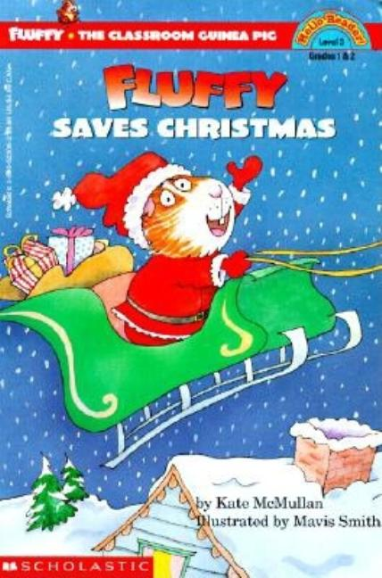 Fluffy Saves Christmas
