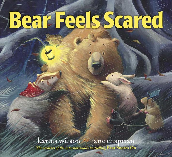 Bear Feels Scared