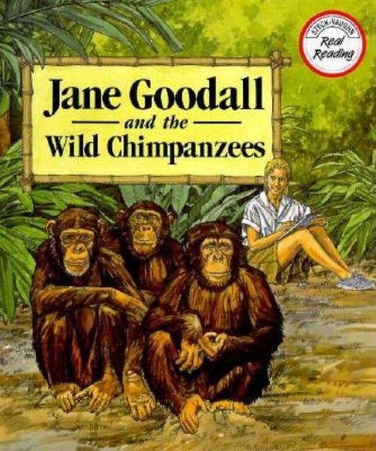 Jane Goodall and the Wild Chimpanzees