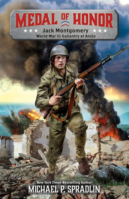 Jack Montgomery: World War II: Gallantry at Anzio