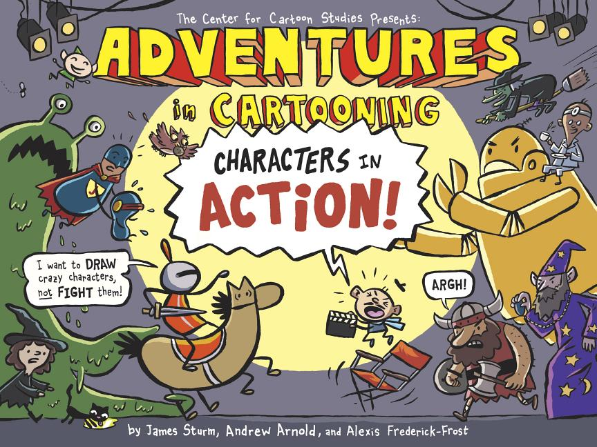 Characters in Action