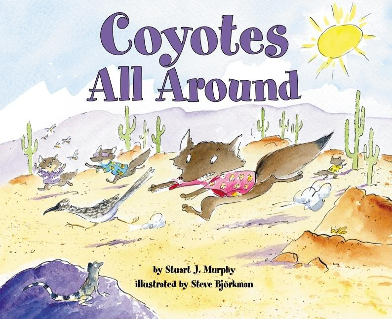Coyotes All Around