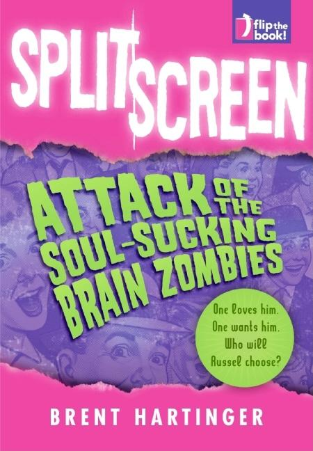 Split Screen: Attack of the Soul Sucking Brain Zombies