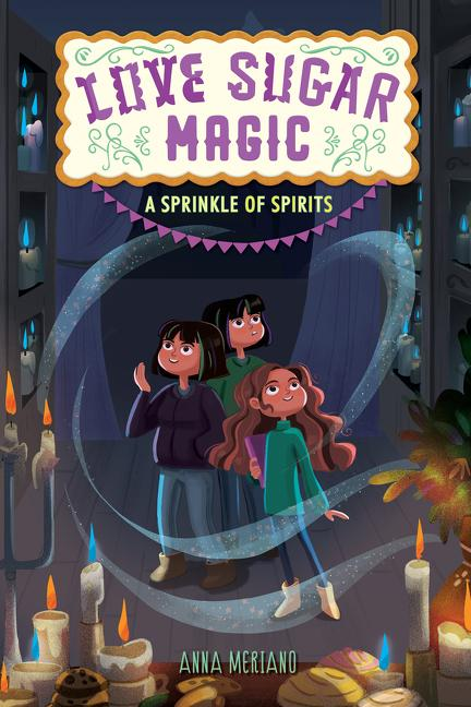 A Sprinkle of Spirits