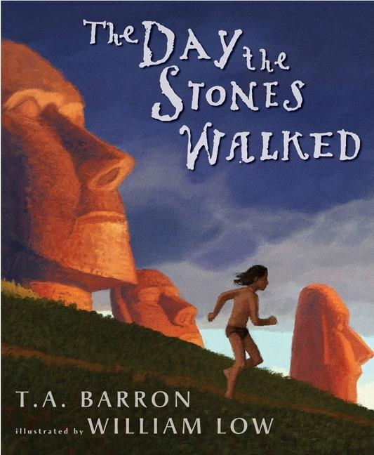 The Day the Stones Walked: A Tale of Easter Island