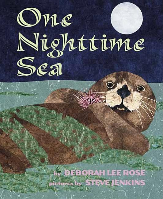 One Nighttime Sea: An Ocean Counting Rhyme