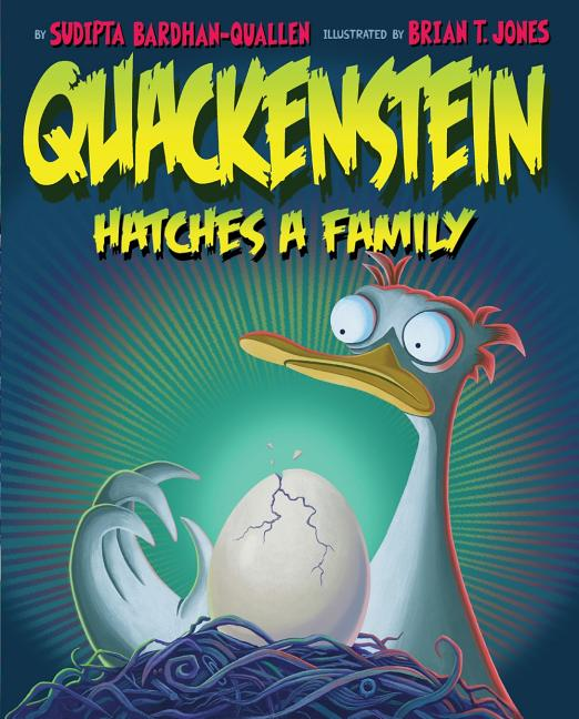 Quackenstein Hatches a Family