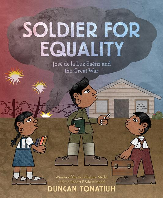 Soldier for Equality: José de la Luz Sáenz and the Great War