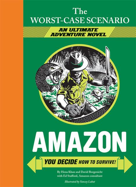 Amazon: You Decide How to Survive!