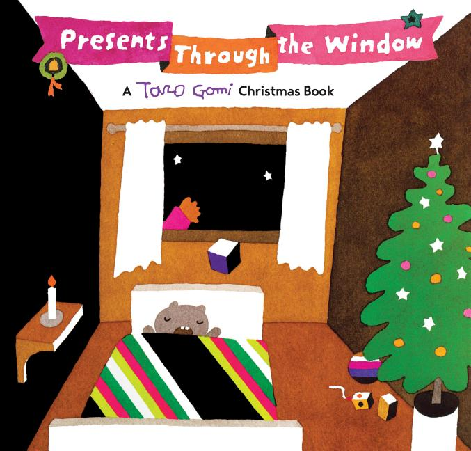 Presents Through the Window: A Taro Gomi Christmas Book