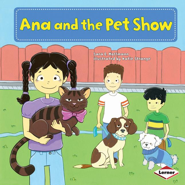 Ana and the Pet Show