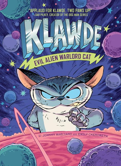Klawde: Evil Alien Warlord Cat, Vol. 1