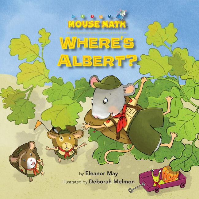 Where's Albert?: Counting & Skip Counting