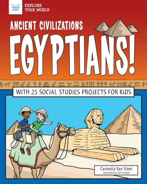 Ancient Civilizations: Egyptians!