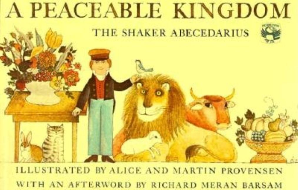 A Peaceable Kingdom: The Shaker Abecedarius