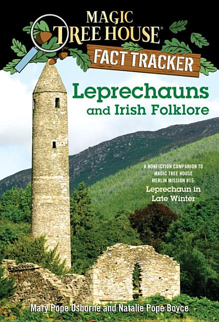 Leprechauns and Irish Folklore: A Companion to Leprechaun in Late Winter