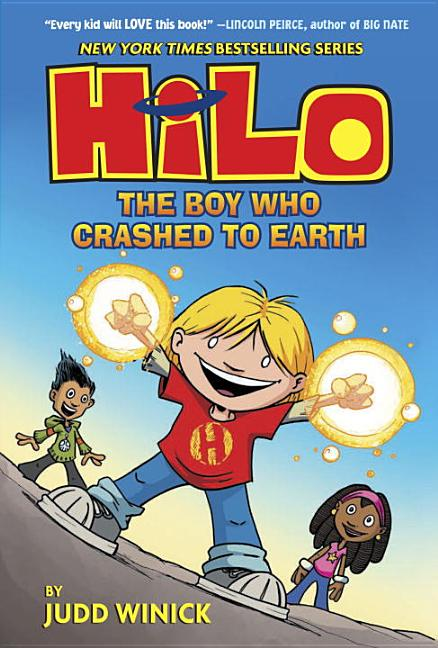 Boy Who Crashed to Earth, The