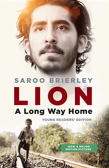 Lion: A Long Way Home: Young Readers' Edition