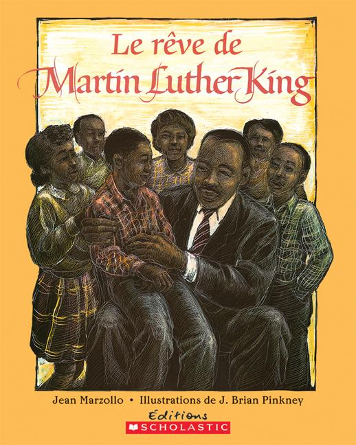 Le reve de Martin Luther King