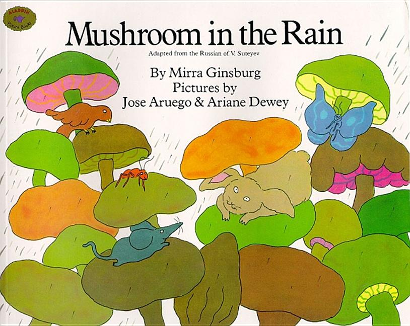 The Mushroom in the Rain