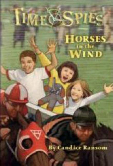 Horses in the Wind: A Tale of Seabiscuit