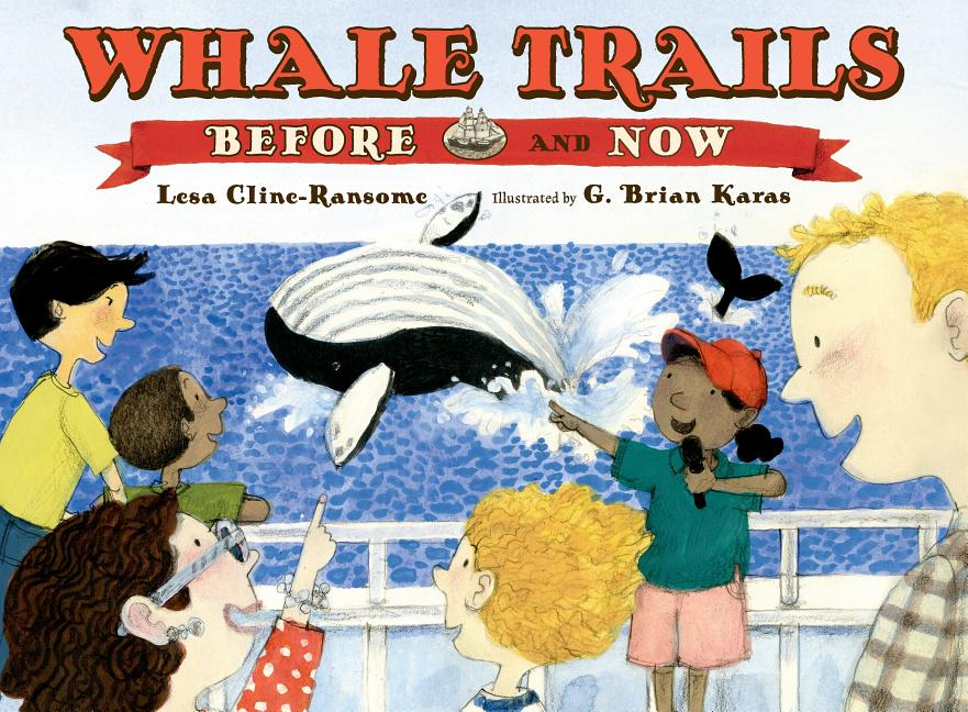 Whale Trails: Before and Now
