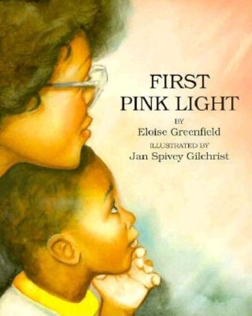 First Pink Light