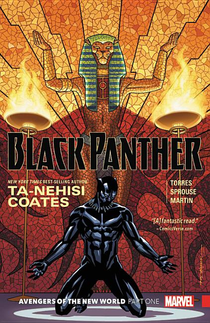 Black Panther Vol. 4: Avengers of the New World, Part 1
