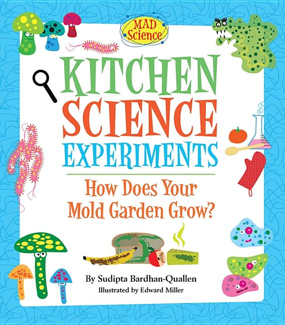 Kitchen Science Experiments: How Does Your Mold Garden Grow?