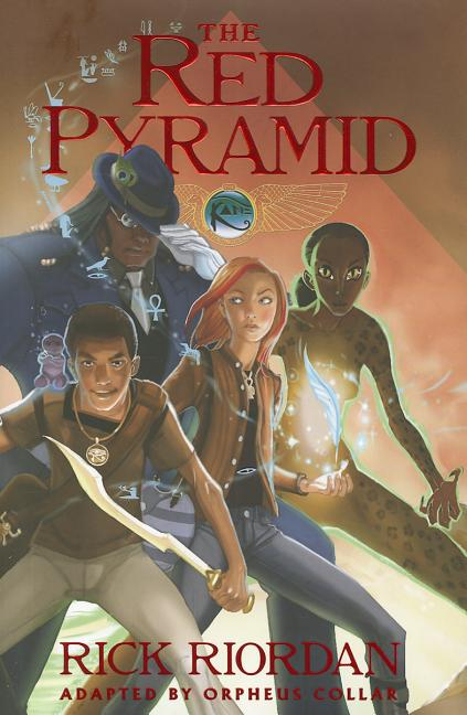 The Red Pyramid: The Graphic Novel