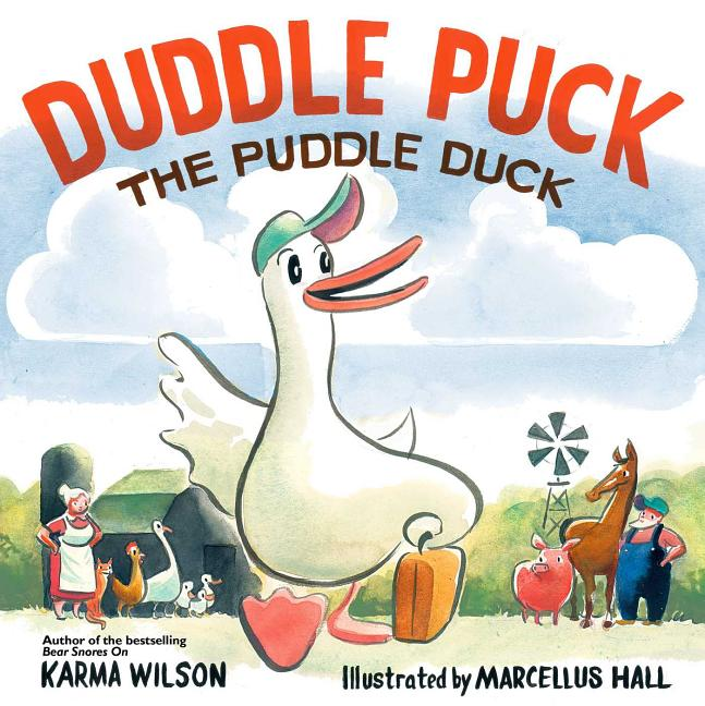 Duddle Puck: The Puddle Duck