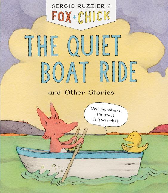 The Quiet Boat Ride: And Other Stories