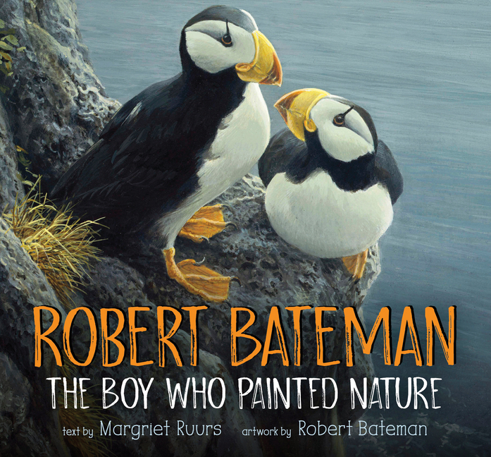 Robert Bateman: The Boy Who Painted Nature