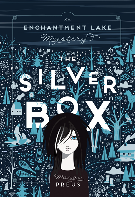 The Silver Box: An Enchantment Lake Mystery