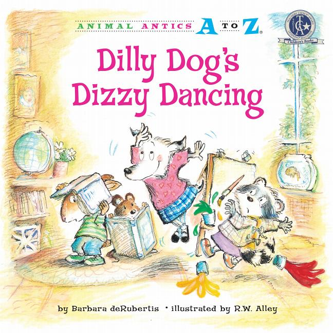 Dilly Dog's Dizzy Dancing