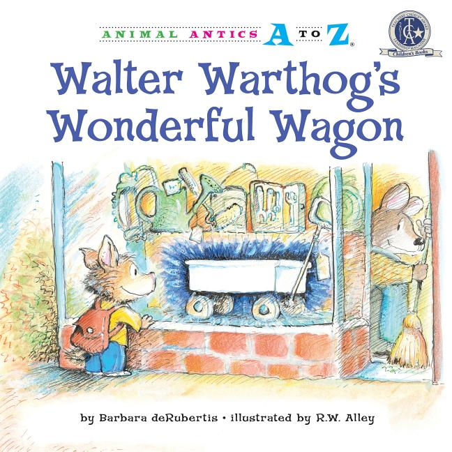 Walter Warthog's Wonderful Wagon