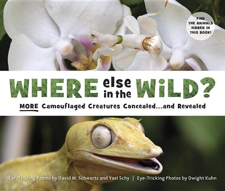 Where Else in the Wild?: More Camouflaged Creatures Concealed and Revealed